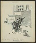 """Arkansas Traveler"" sheet music cover, 1937, Library of Congress."""