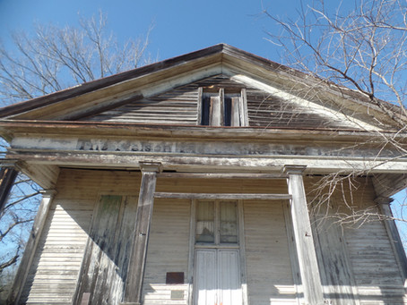 An Embarrassment of Architectural Treasures in De Soto Parish