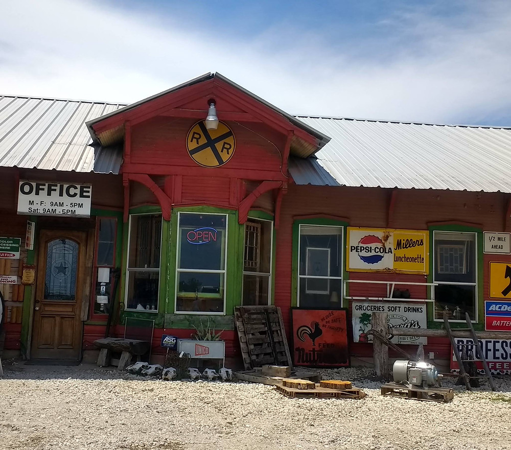 Sanger depot