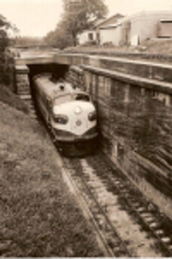 denison tp tunnel