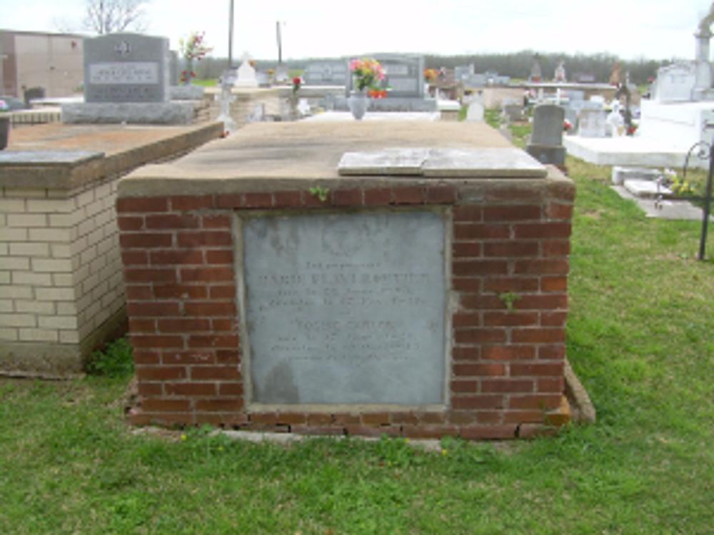 st augustine church grave