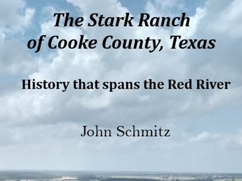 Book: The Stark Ranch of Cooke County, Texas