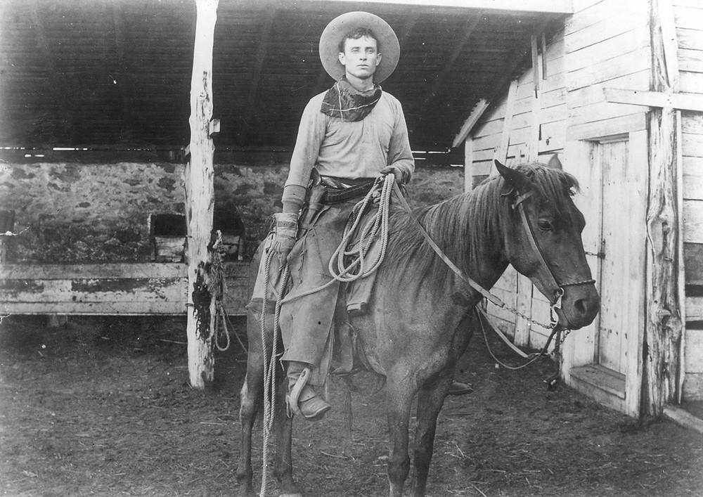 English cowboys Special Collections UT Arlington