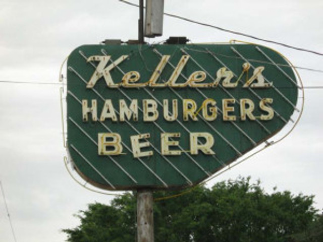 """You can watch a lot of fun things from the parking lot at Keller's Drive In, including hookers and """"exotic"""" dancers getting off work."""
