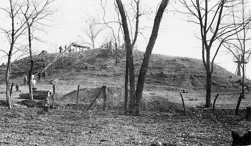Bowie county mound