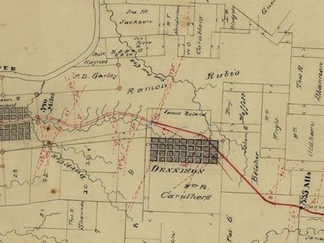 Grayson County Rails (that aren't Denison. Denison deserves a separate post).