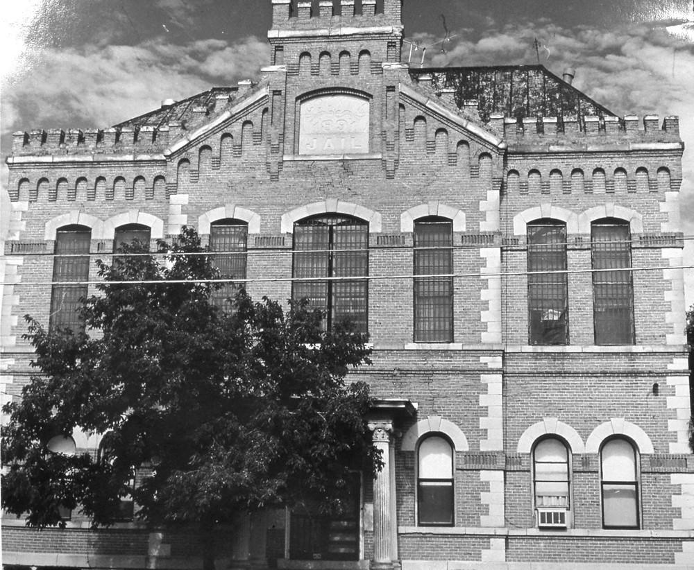 jail 1891 built 1980s demo