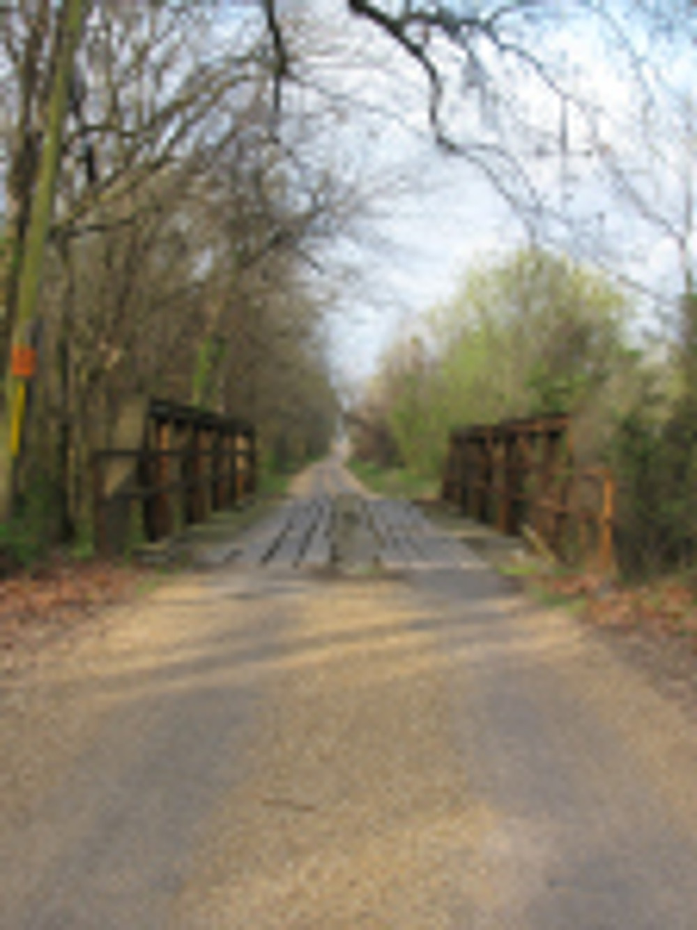 Bankhead alignment in Arkansas (US 67)