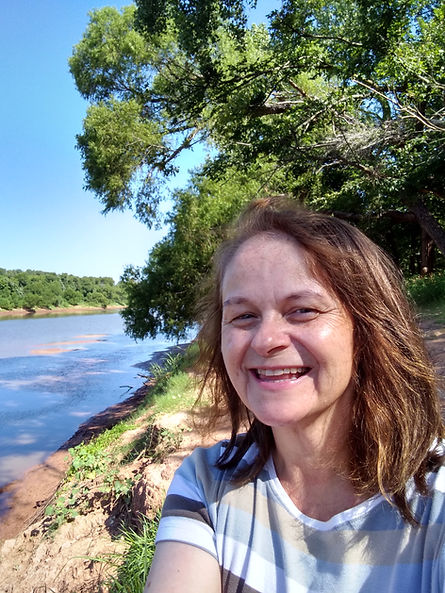 Me at Love County Tucks Ferry Road Red R