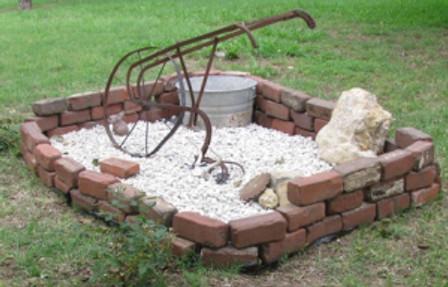 Relic gardening