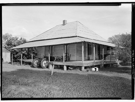 Humble historic home
