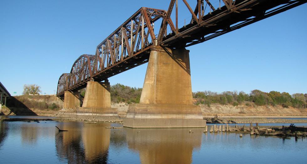 Denison KATY bridge reflection.JPG