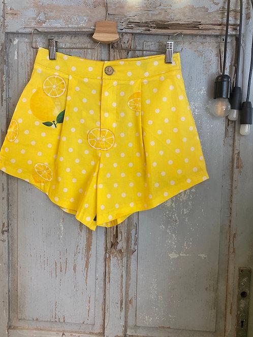Shorts limoni