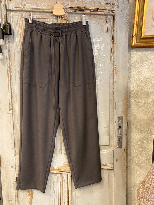 Pantalone joggers con coulisse