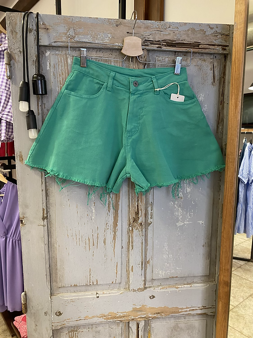 Shorts farlalla