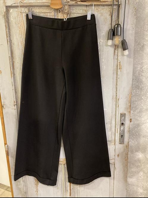 Pantalone palazzo crop