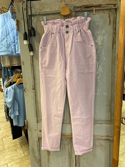 Jeans colorato