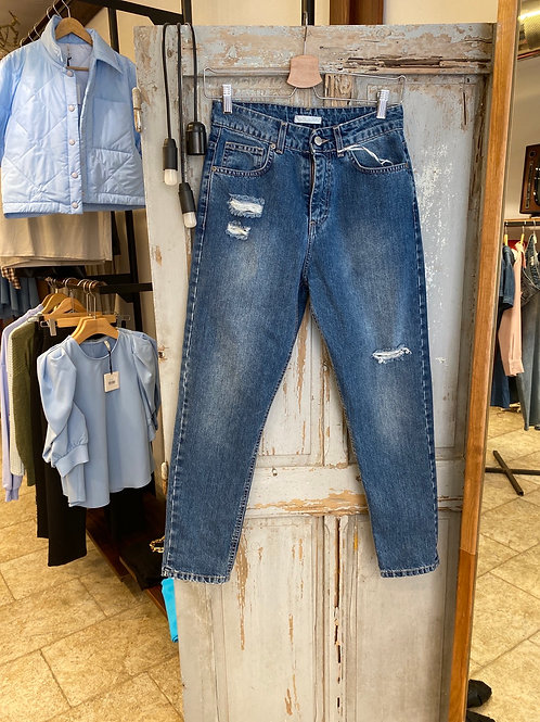 Jeans boy-friend