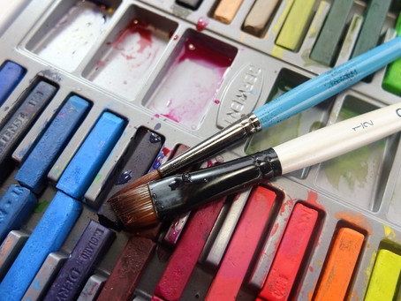Everything you need to know about vegan & cruelty free art supplies - Part 1