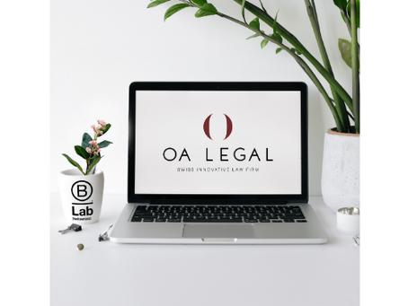 Entretien avec OA Legal, première Etude d'avocat à recevoir la certification B Corp en Suisse