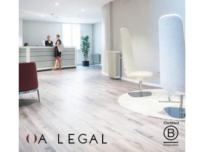 OA Legal, première Étude d'avocat suisse à recevoir la certification B Corporation®