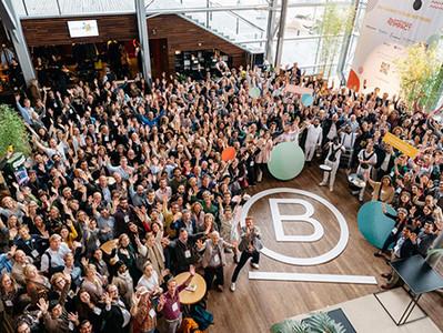 Le sommet B Corp : un catalyseur de changement