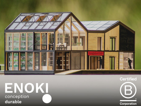 [EN] ENOKI is certified B Corporation®