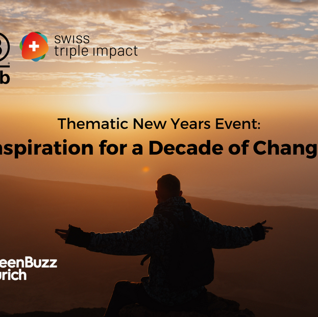 Inspiration for a Decade of Change