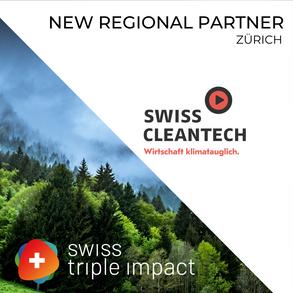 Swisscleantech Regional Partner