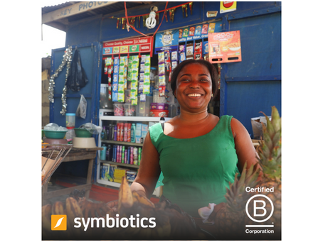 Symbiotics becomes a Certified B Corporation®; rated among the highest in Switzerland