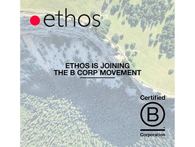 Ethos Reçoit la certification B Corp