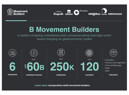 What is B Movement Builders?