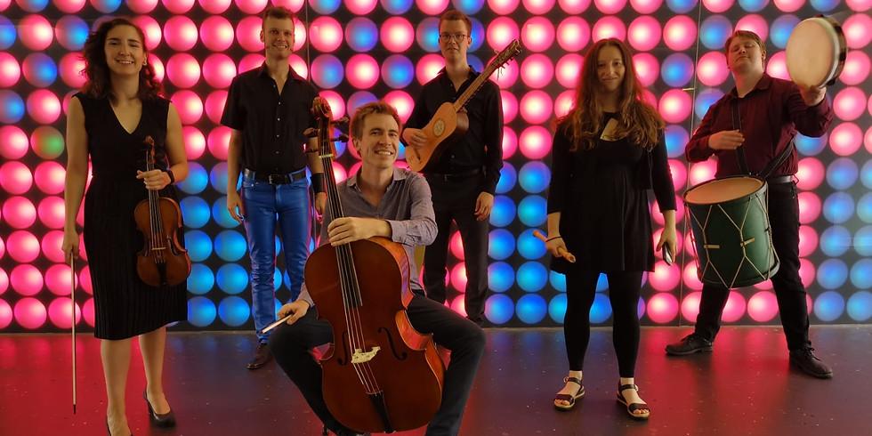 And they start kissing - Überwindung der Grenzen von E-&U-Musik im Barock