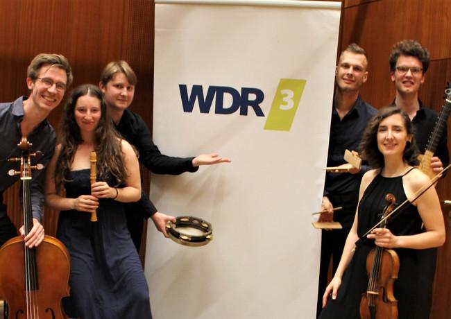 I Zefirelli beim WDR, Köln 2019