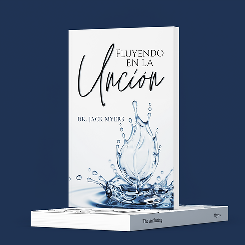 Flowing in The Anointing - Spanish