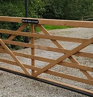 Anti crush strip for automated and electric gates in Yorkshire