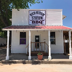 Red River Station BBQ Ride