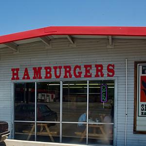 Skinny's Hamburgers Ride