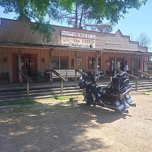 The Shed Café Ride