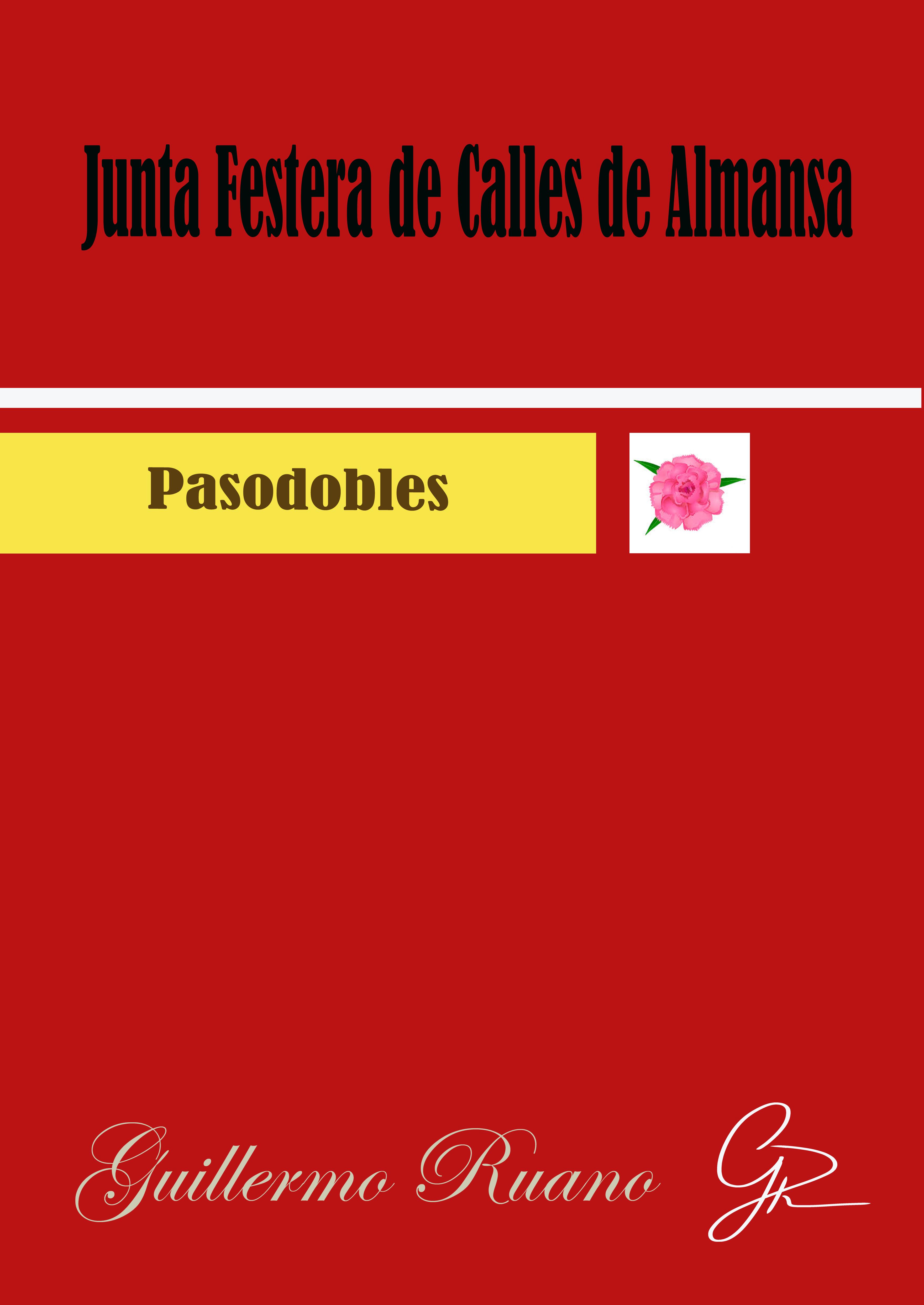 Junta Festera de Calles de Almansa