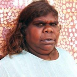 Maria Brown, Yuendumu (NT)