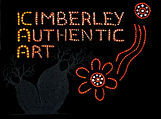 Kimberley Authentic Art Logo