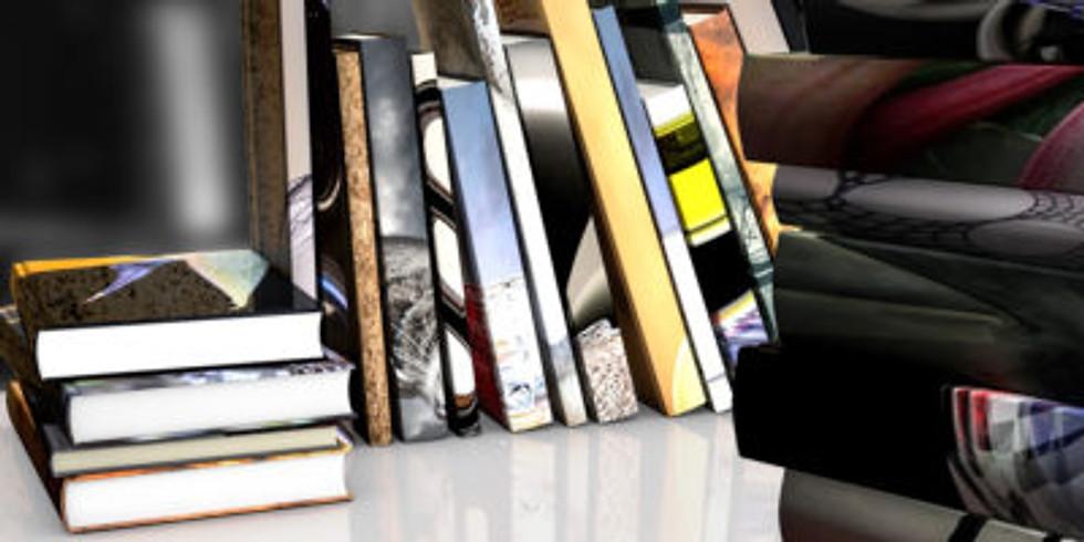 18:00h Öffnung Adventsfenster Bibliothek 18:30 Lesung mit musikalischer Begleitung