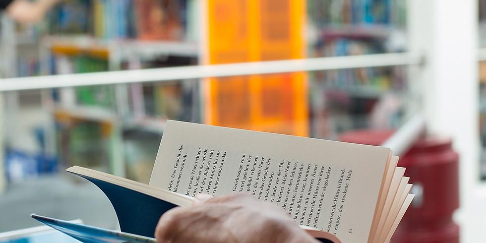 Lesung mit Marianne Jäggli