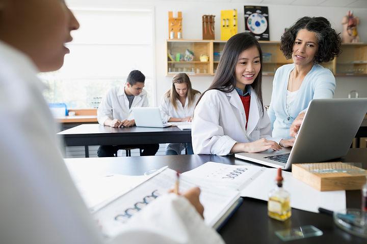 Classe de sciences