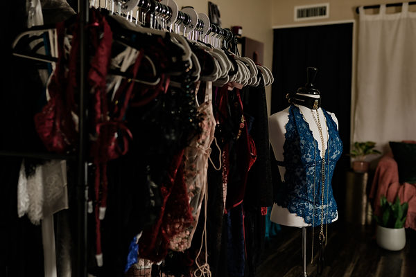 The Babe Cave- Boudoir Studio Dallas TX