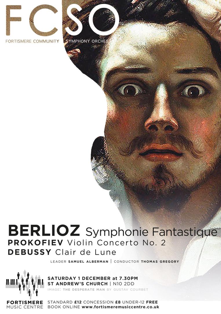 Fortismere Community Symphony Orchestra | Berlioz, Prokofiev & Debussy