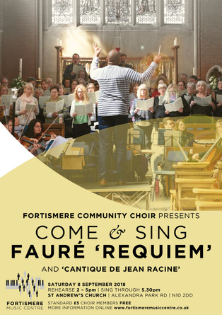 Fortismere Community Choir   Come & Sing Faure