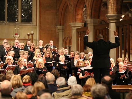 FMC Community Choir Success