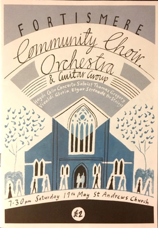 Fortismere Community Choir   First Concert